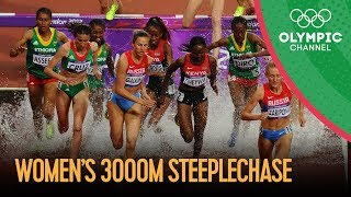 Women's 3000m Steeplechase - London 2012 Olympics
