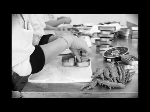 Anchoas El Capricho, forma artesanal de hacer anchoas