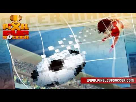 Pixel Cup Soccer TRAILER FOR PC