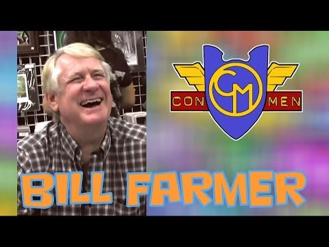 Con Men Interviews: Bill Farmer - Voice of Goofy - YouTube