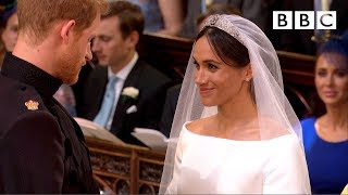 Stand by Me   Prince Harry and Meghan Markle exchange vows - The Royal Wedding - BBC