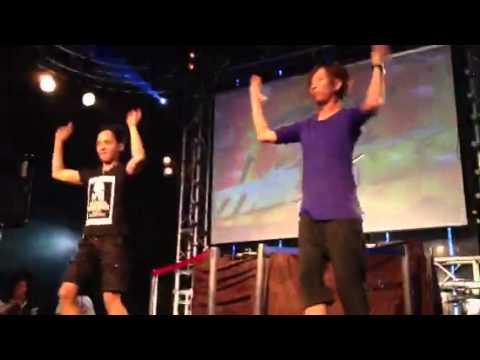[Starfire 講習会 2012-07-28] BIGGA BOOM / CHRISTINE