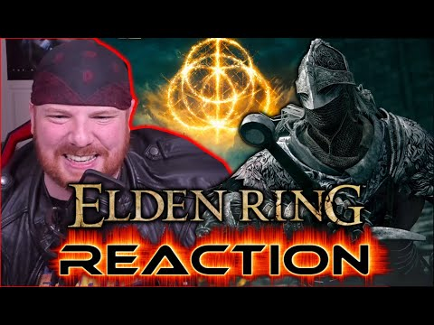 Krimson KB Reacts: IT'S REAL!!! - ELDEN RING – Official Gameplay Trailer