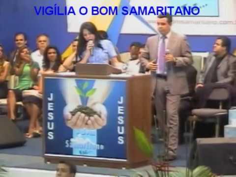 Jackson e Talita - Vigília Bom Samaritano - janeiro 2011