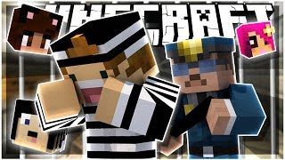 I MUST ESCAPE PRISON! | COPS AND ROBBERS | Minecraft