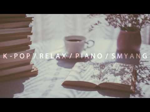K-Pop Piano Compilation for Studying and Relaxing | CALM PIANO