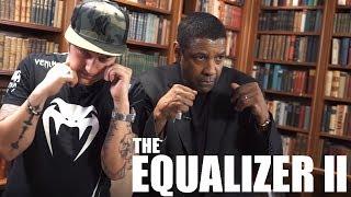 Training mit Denzel Washington! | The Equalizer 2 Interview