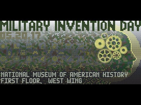 Highlights from last year's inaugural Military Invention Day.