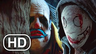 DEAD BY DAYLIGHT Full Movie Cinematic (2020) 4K Michael Myers Vs Freddy Kruger All Killers Trailers