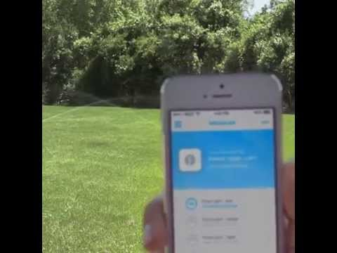 Rachio Irrigation - Connecting to Wink app overview
