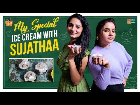 My special recipe with Sujathaa- Rowdy Rohini