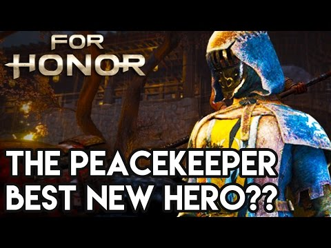 BEST NEW CLASS?! FOR HONOR GAMEPLAY + EPIC MULTIPLAYER DUELS!! (1080p 60fps)