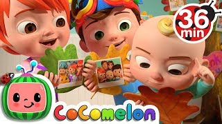 Thank You Song | +More Nursery Rhymes & Kids Songs - CoCoMelon - YouTube