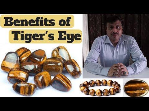 Benefits of Tiger's Eye - Gem Selections