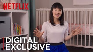 How To Store Toys | Tidying Up with Marie Kondo | Netflix