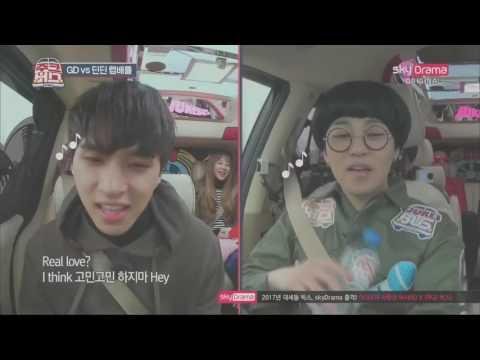 VIXX Ken singing BIGBANG's Fxxk It (에라 모르겠다) on Jukebus
