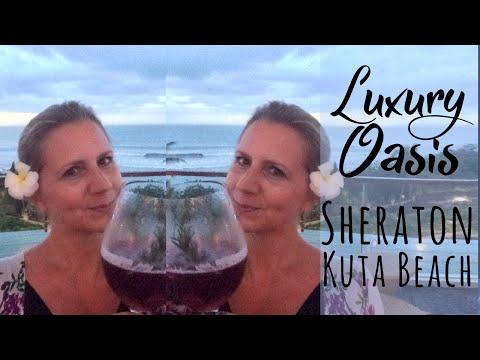 Sheraton Bali Kuta Resort | Oceanfront 5 Star Luxury Oasis