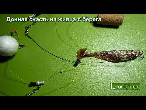 Донка на судака: оснастка снасти и техника ловли хищника с берега