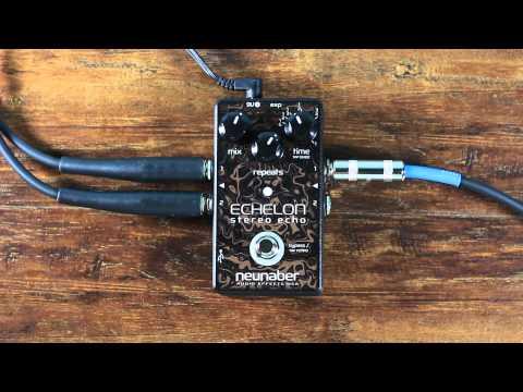 Neunaber Technology Echelon Stereo Pedal V2