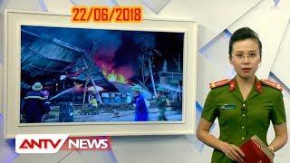 Tin nhanh 9h mới nhất ngày 22/06/2018   Tin tức   Tin tức mới nhất   ANTV