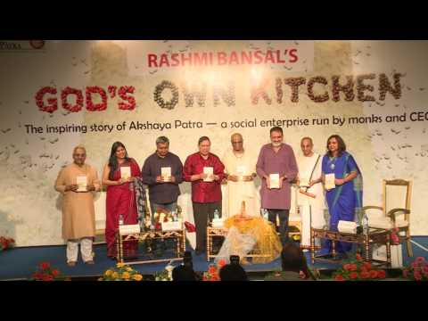 God's Own Kitchen - Book Launch Event