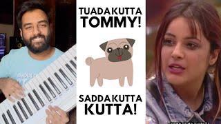 Sada Kutta Kutta Tuhada Kutta Tommy – Dialogue with Beats (Yashraj Mukhate) – Shehnaaz Gill Video HD
