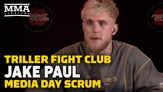 Jake Paul Looks Forward to Dana White Losing $1 Million, Says Conor McGregor Close - MMA Fighting