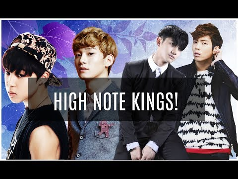 KPOP High Note Kings!