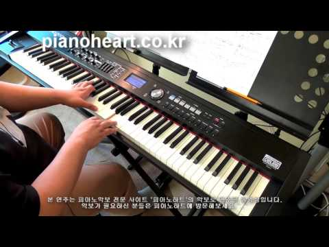 임창정(Lim Chang Jung) - 또 다시 사랑(Love Again) 피아노 연주
