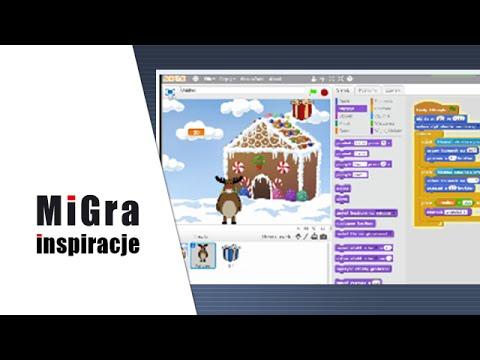 Świąteczna gra w programie Scratch | Inspiracje - programowanie