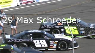 Pro Late Model 100 Lap Main at Apple Cup Yakima Speedway 11 May 2019