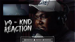 V9 - Kids Next Door [Music Video] | GRM Daily (REACTION)