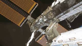 Amazing Tour Inside The International Space Station-ISS!!! A Must Watch !!! .