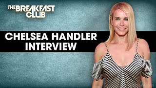 Chelsea Handler Speaks On 50 Cent Biden Support, White Privilege, New Comedy Special + More