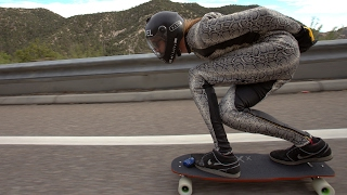 The Raw Sounds of Longboarding Mt. Lemmon   Ultimate Rush