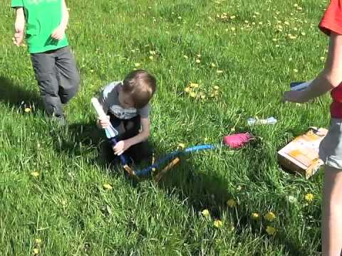video Blast Off! Stomp Rocket Review – They're Great Fun