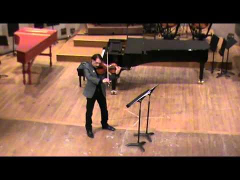 F.Tarrega - Tango (Marco Misciagna, viola solo)