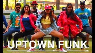 Mark Ronson - Uptown Funk ft. Bruno Mars | Geek Freaks Choreography | Dance Video | IIT Bombay