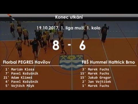 TH - FBŠ Hummel Hattrick Brno (záznam)