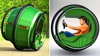 10 Amazing Concept Cars From  FUTURE!