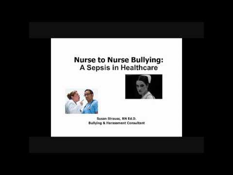 Nurse-to-Nurse Bullying