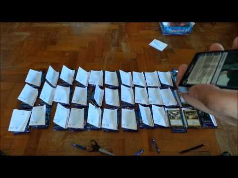 Magic The Gathering Box Mapping - Return to Ravnica