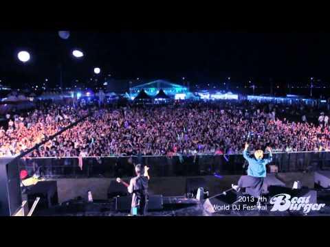 2013 World DJ Festival BeatBurger Playmovie