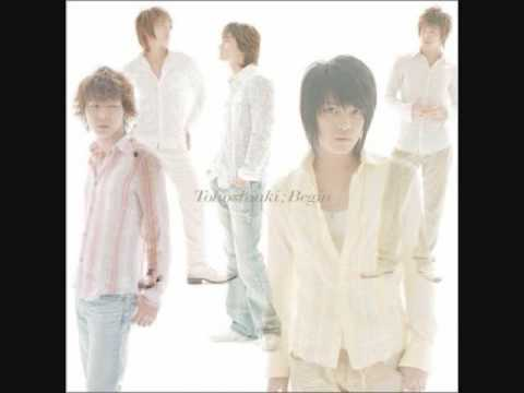 TVXQ - Begin [Acapella]