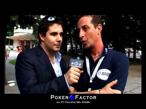 Francesco DEVIVO Intervista al Gran Premio di Milano