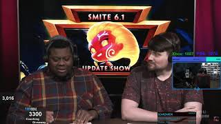Smite 6.1 PATCH NOTES: MERLIN REVEAL AND HE IS INSANE. BEST GOD IN SMITE. - Smite