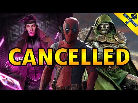 Every Fox/Marvel Film Cancelled by Disney