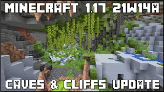Minecraft 1.17 - Snapshot 21w14a - Waiting For The Snapshot To Release!