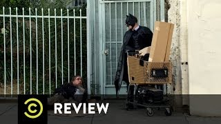 Review - Being Batman