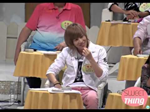 -0819- happy Taemin cutest expressions fancam